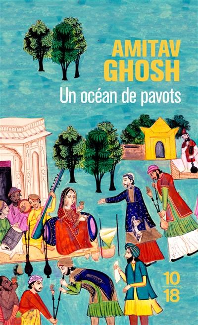 Ghosh Ocean de Pavots