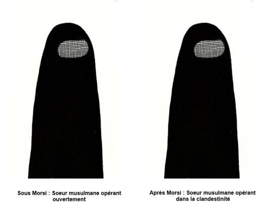 Soeurs musulmanes