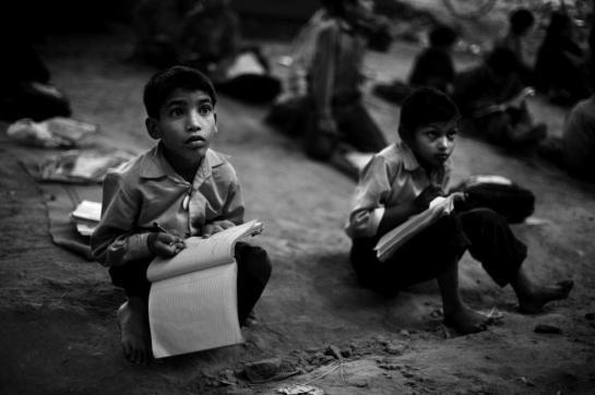 Photo : Altaf Qadri