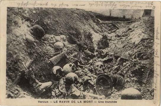 Verdun_Ravin de la mort