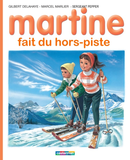 Martine_hors-piste