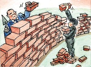 Barrières douanières