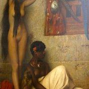 Esclaves à vendre de Jean-Leon GEROME (1873)