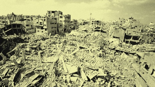 Gaza or WWII