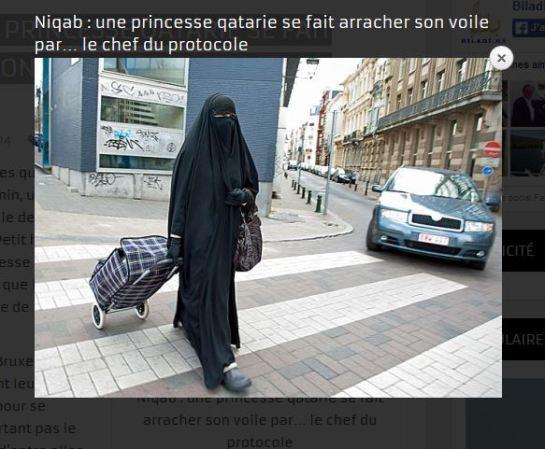 Princesse qatarie