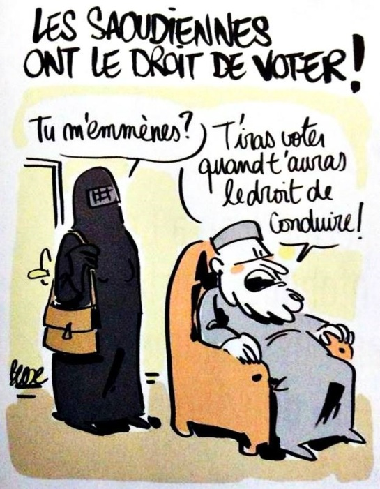 Arabie Saoudite vote femmes