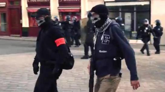 Flics masqués 2