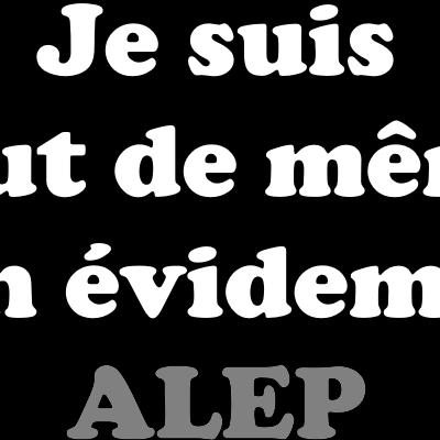 Je suis Alep