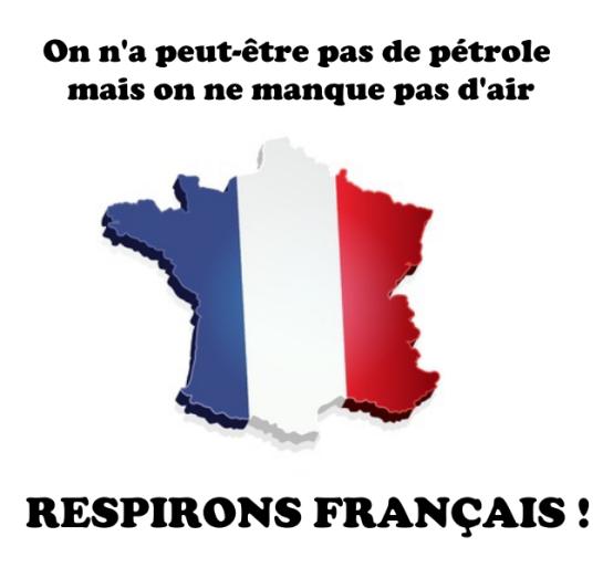 Respirons français