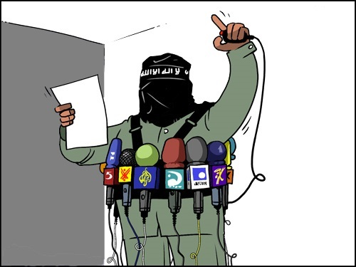 Surmédiatisation terrorisme